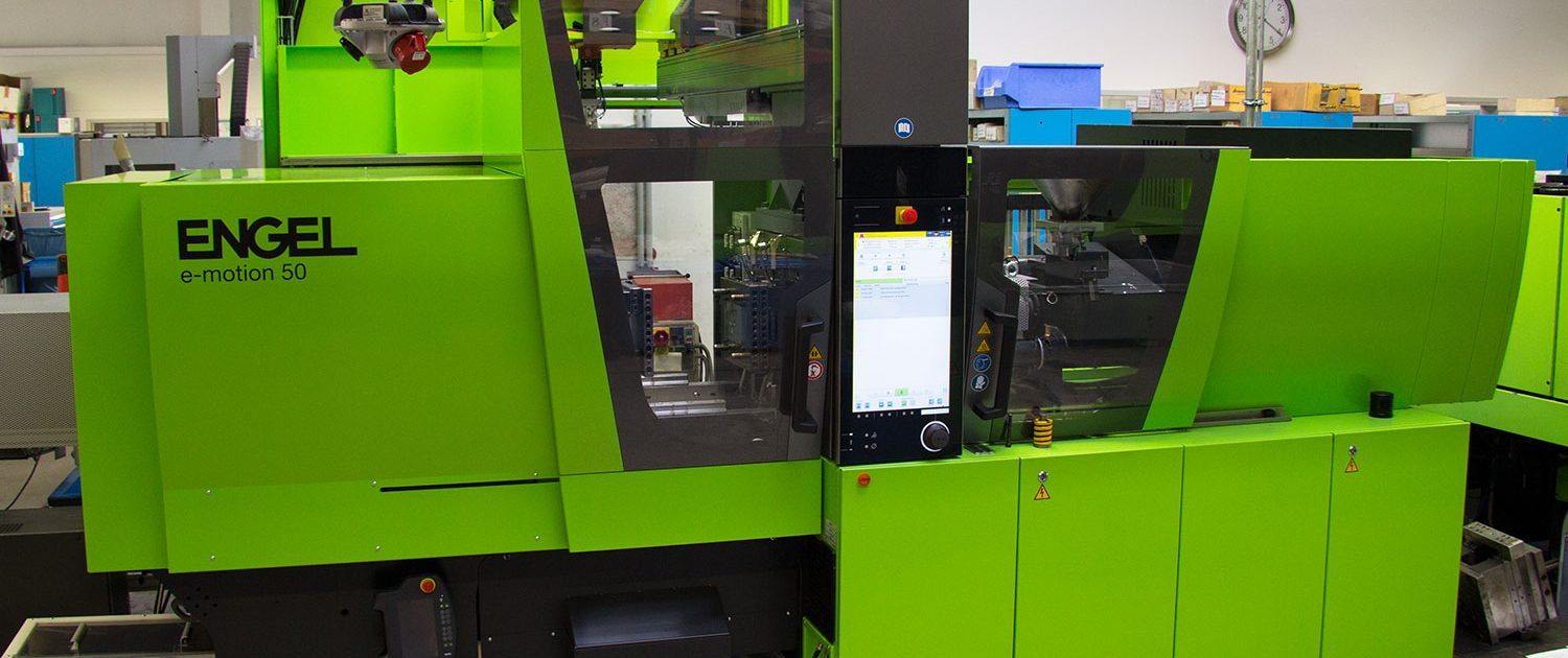 "Gräbke Thermoplast-Fertigungstechnik GmbH – Injection Moulding Machine ""Engel e-motion 50"""